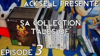 [Collection #003] Présentation de la saga Tales of et unboxing du collector de Tales of Zestiria !