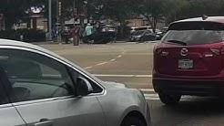 Car wreck - kingwood