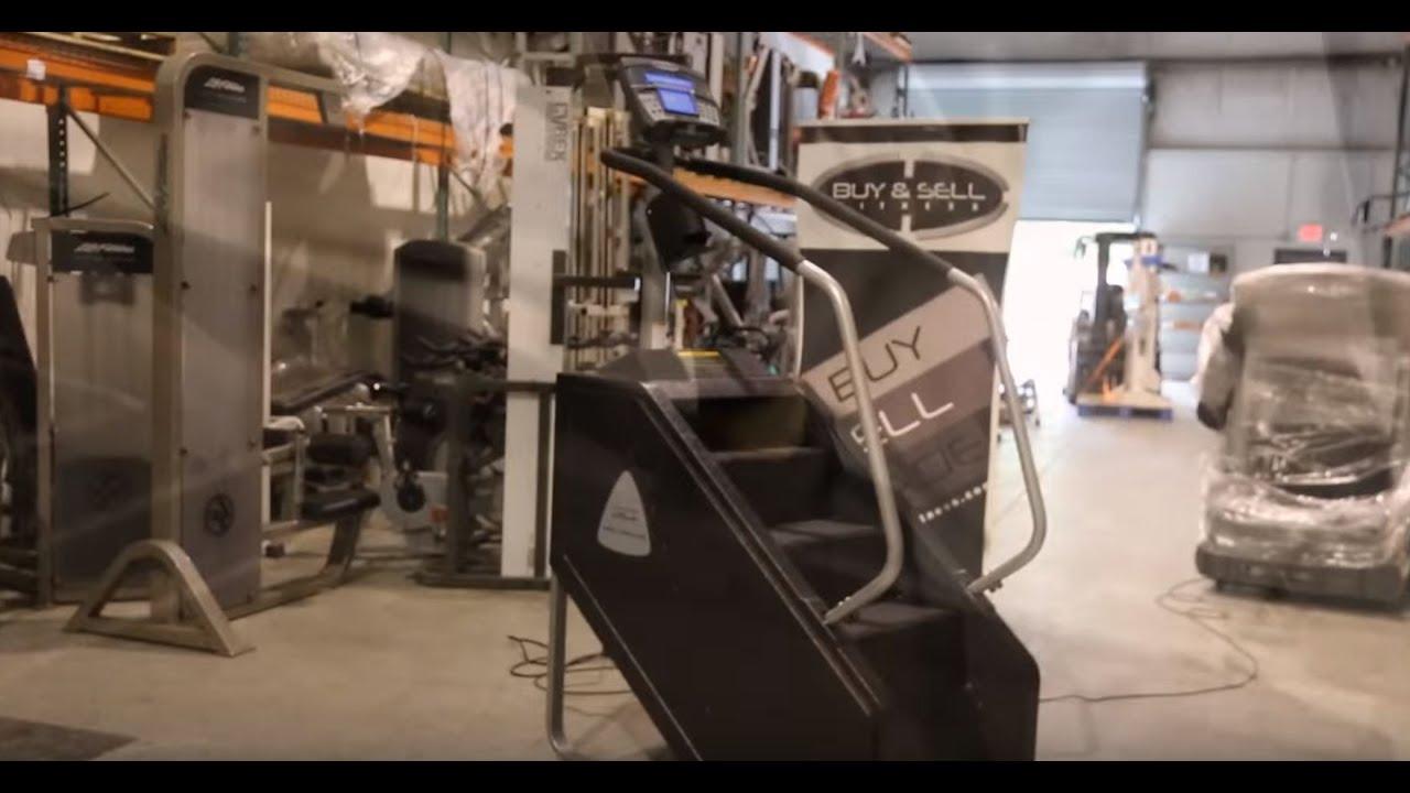 Unboxing & Assembling Pro Maxima Centurion 25sm Stepmill