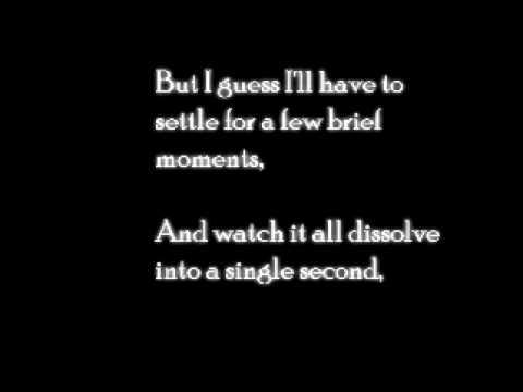 Bright Eyes - A Perfect Sonnet(lyrics)