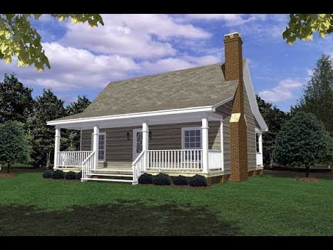 Cottage House Plan 59039 at FamilyHomePlans