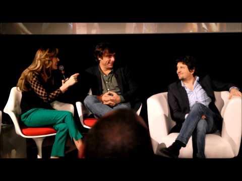 """Conferenza Stampa - """"Una Donna per Amica"""" con Fabio De Luigi e Laetitia Casta"""