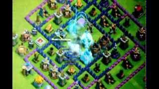 Clash of Clans: How all resource storages are now immune to all direct spell damage