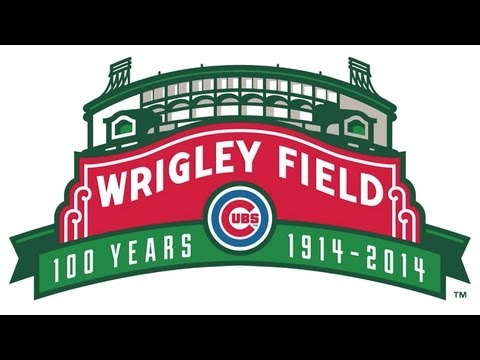 New wrigley field logo hit or miss youtube new wrigley field logo hit or miss altavistaventures Gallery