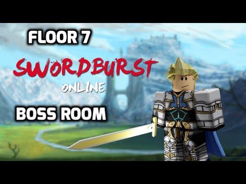 Sword art online burst floor 7 boss room youtube for Floor 5 boss swordburst 2