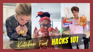 Genius Kitchen food hacks that will blow your mind of 2020  Food, techniques, DIY.
