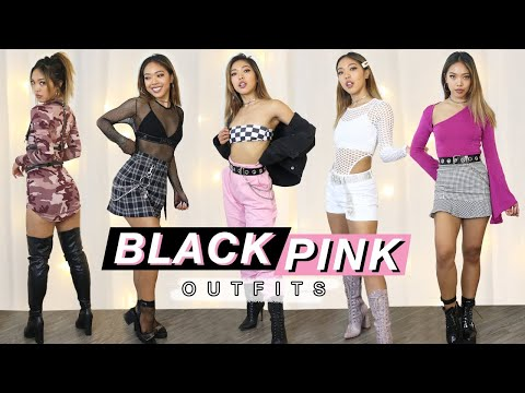 BLACKPINK INSPIRED OUTFIT IDEAS! Coachella, Festival and Tour Outfits | Nava Rose