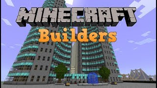 Let's play Minecraft Minigames #2 - Bulders  [Cooperate]
