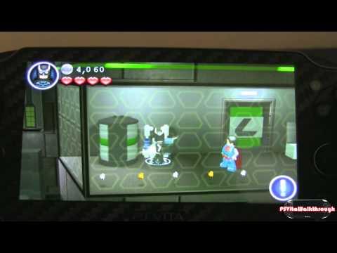 LEGO Batman 2 Walkthrough Part 9: Attack On LexCorp. (PS Vita) + Commentary