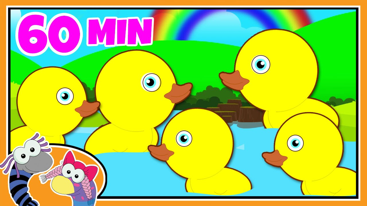 Five Little Ducks And Many More Numbers Songs Nursery