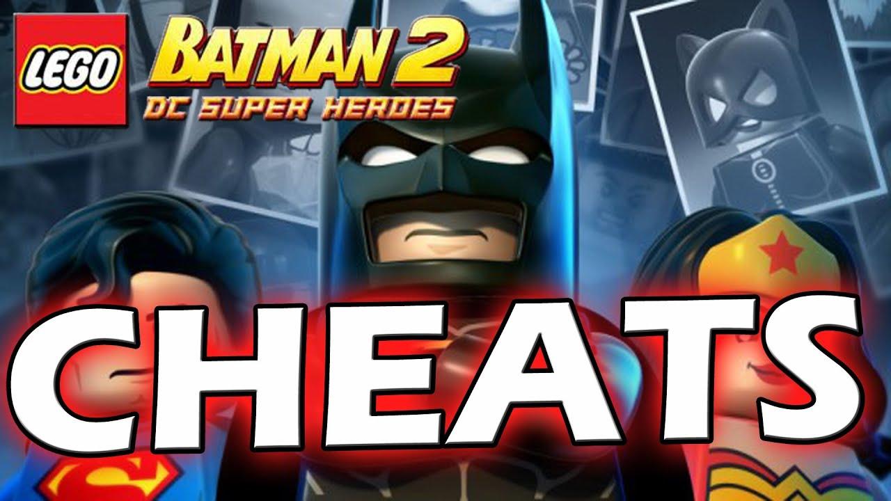 коды на игру lego batman 2 dc superheroes на деньги