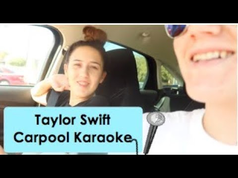 Taylor Swift Carpool Karaoke | Tessa Lynn