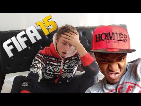 FIFA 15 - SIDEMEN WAGER vs KSIOlajidebt