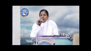 Face It | Rev. Dr. Anupama Akkidas | The Provider's Time | SubhavaarthA