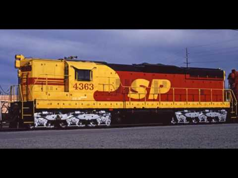 The RailRoad that never was... SPSF