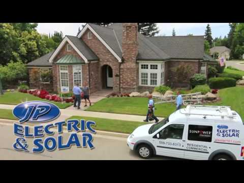 JP Electric & Solar - Visalia's Solar Installer Commercial