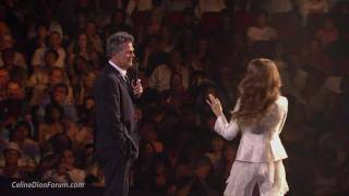 Celine Dion - Because You Loved Me (LIVE A New Day) HDTV 720p