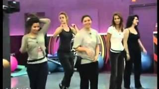 تحدي الرقص في صف الرياضة ستار اكاديمي 8   موقع يوتيوب حياتى   YouTube