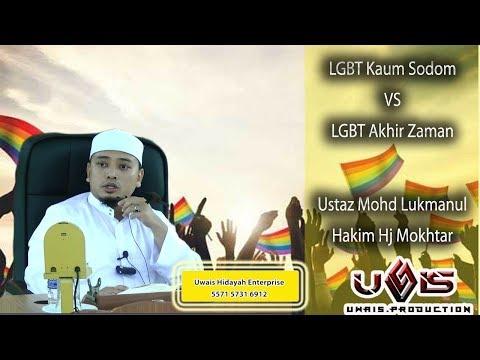 LGBT Kaum Sodom VS LGBT Akhir Zaman- Ustaz Mohamad Wadi Annuar Ayub