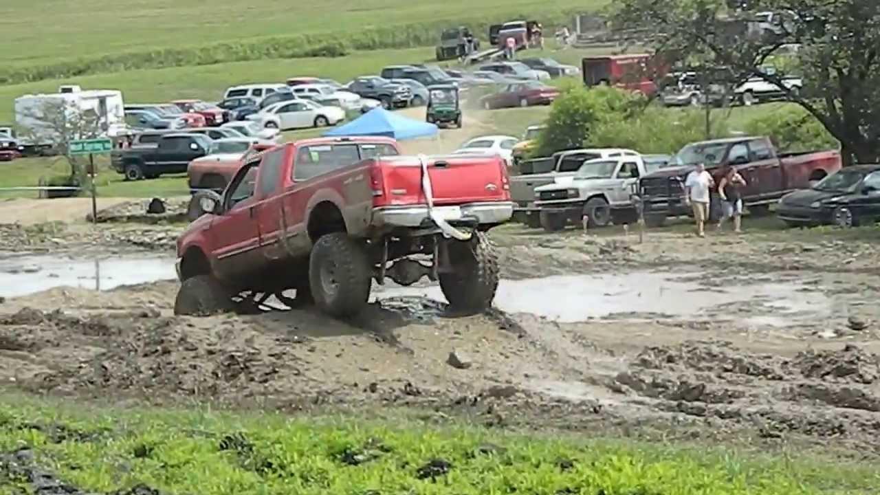 Mud bogs in pa