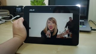 ASUS PadFone S Station First Look