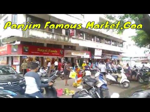 Panjim Famous Market,Goa