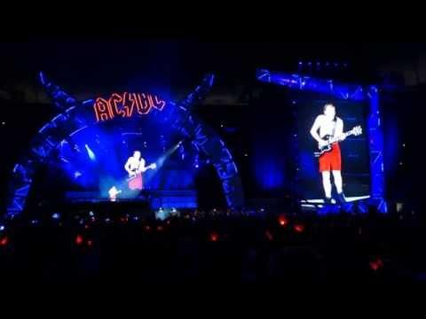 AC/DC - Let There Be Rock - Warszawa 25.7.2015