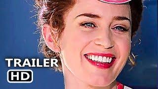 O RETORNO DE MARY POPPINS Trailer Brasileiro LEGENDADO #2 (NOVO 2018)