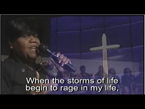 """I'm in His Safety"" Lecresia Campbell, First Baptist Church of Glenarden"