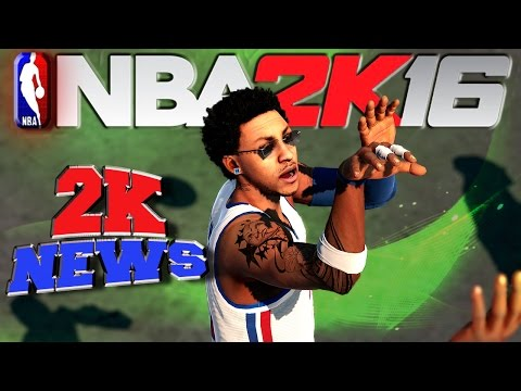 "NBA 2K16 NEWS (Ep 10) - Green Release ""Feedback Only"" Meter"