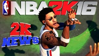 "NBA 2K16 NEWS (Ep 10) - Green Release ""Feedback Only"" Meter"