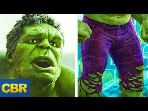 The Science Behind Hulk's Pants Explained
