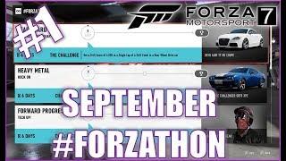 Forza Motorsport 7 September #FORZATHON 1