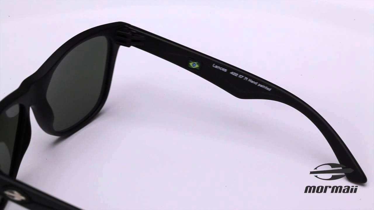 ede538dd803ca Óculos de sol Mormaii Lances - 42211771 - YouTube