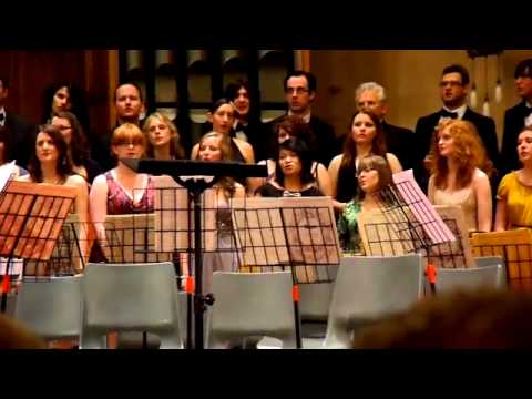 Toto - Africa (Performed by Bangor University Music Society Choir )