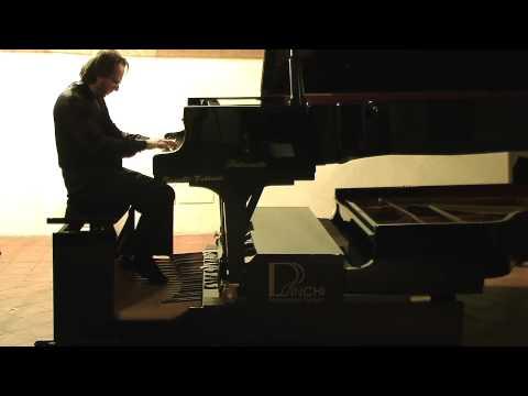Bach: Passacaglia in C minor BWV582. Roberto Prosseda, PedalPiano