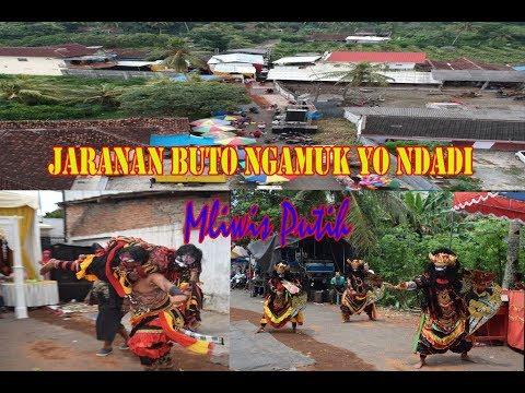 Jaranan Buto Ngamuk Yo Ndadi-Mliwis Putih Banyuwangi Cemetuk 2018-Angkasa Sound Sistem