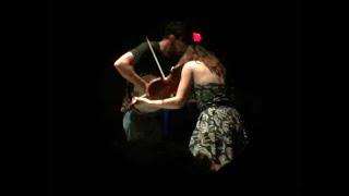 Avett Brothers - That moment when Scott Avett & Tania Elizabeth start melting faces