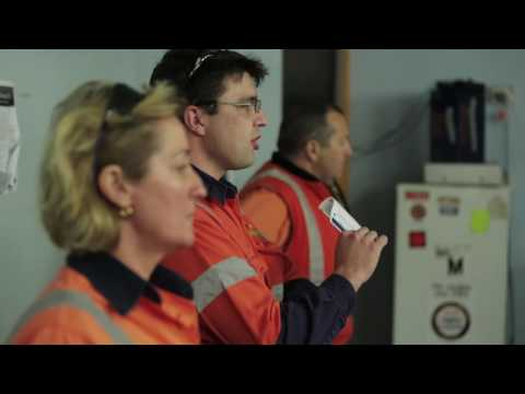 Pacific National - Logistics Safety & Environment Award 2016
