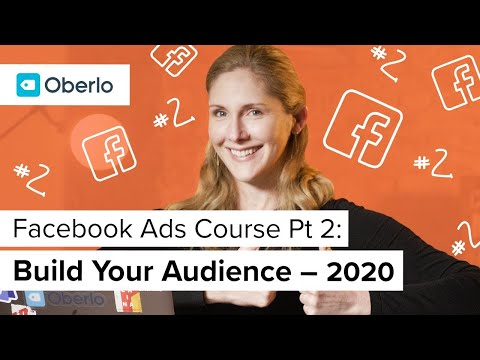 Facebook Ads Course (Part 2 Of 3): Learn About Facebook Custom Audience Targeting