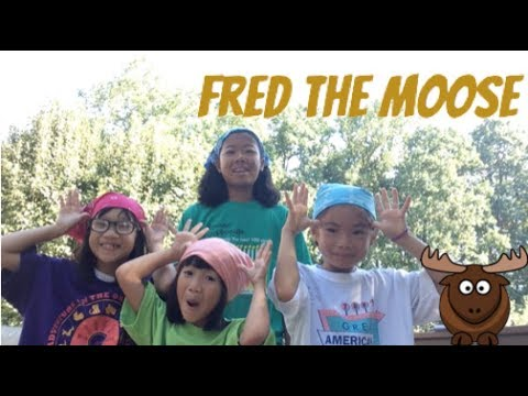 Fred the Moose