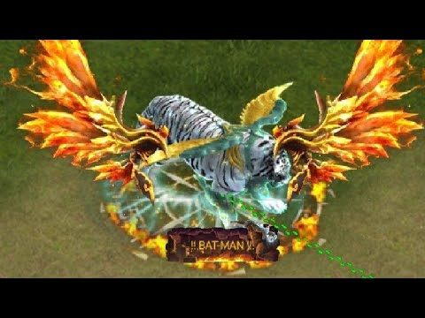 Clash Of Kings : Decoration Lottery - Tiger/ZEUS Skin / WINGS For 2 Million Gold - MUST WATCH