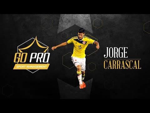 Jorge Carrascal - Go Pro Player - [Born 25/05/1998]