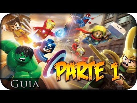 Lego Marvel Super Heroes || Iron Man, Hulk y Spiderman || Parte 1 Videos De Viajes