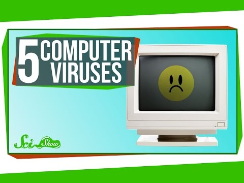 Video image: 5 of the Worst Computer Viruses Ever