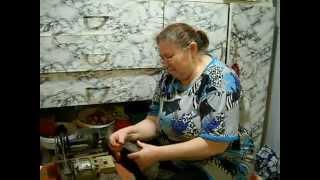 бабушкины уроки вязания