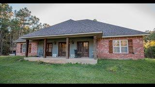 Acadian Style Home In Elmer Louisiana | The George Group, Llc