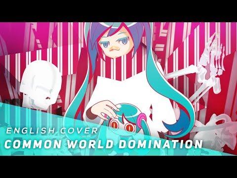 Common World Domination (English Cover)【JubyPhonic】ありふれたせかいせいふく