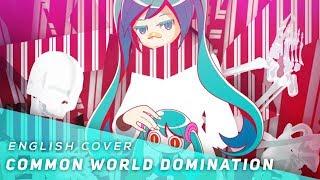 Скачать Common World Domination English Cover JubyPhonic ありふれたせかいせいふく