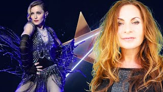 #Vocalcoach explains what happened at #Madonna's live performance 'Like a prayer' at #Eurovision2019